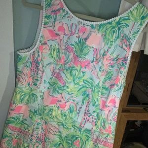 Lilly Pulitzer Mila shift 16 NWT on parade msp178